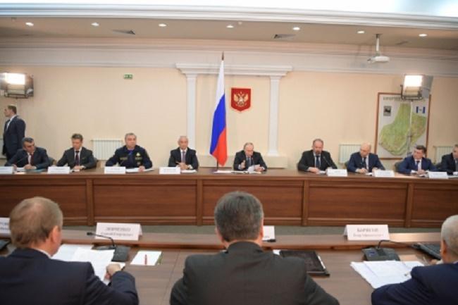Руководитель МЧС Российской Федерации прибыл вТюменскую область из-за паводков