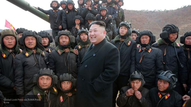 Ким Чен Ын распорядился запустить массовое производство новоиспеченной системы ПВО