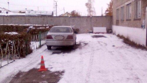 Дтп в Барабинске 21-27 октября