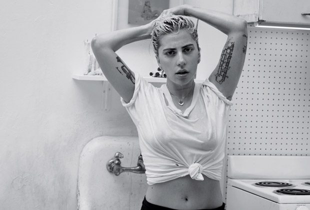 Lady Gaga Stars in New York Times T Style The Greats Cover Story