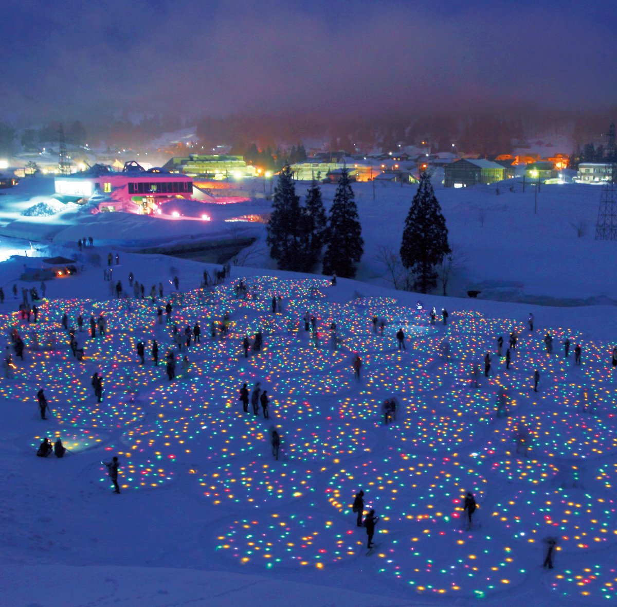 The Largest Art Festival in the World: The Echigo-Tsumari Art Triennale (9 pics)