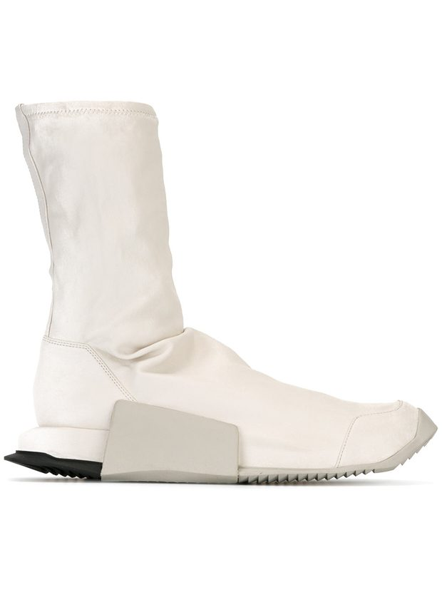 ADIDAS BY RICK OWENS Level Runner high sneakers
