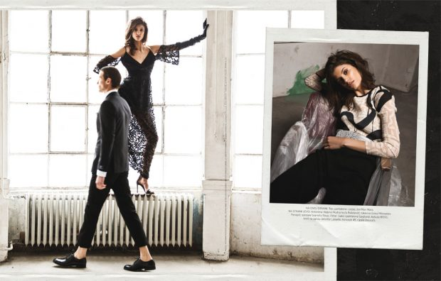 Images courtesy of Fox Models - www.foxmodel.com Related Post Wallpaper* , 3 in 1 Sofia Fisher by Se