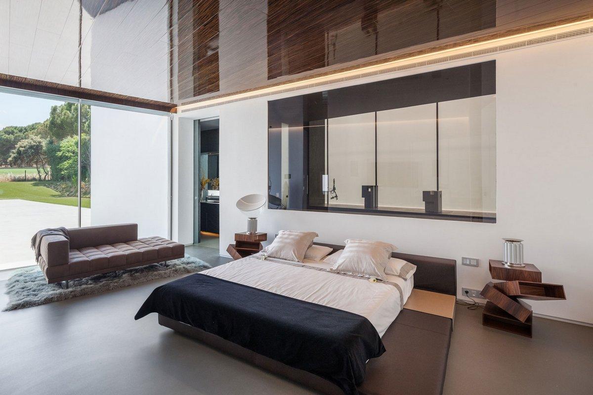 Роскошный особняк в пригороде Мадрида