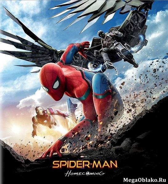 Человек-паук: Возвращение домой / Spider-Man: Homecoming (2017/TS)
