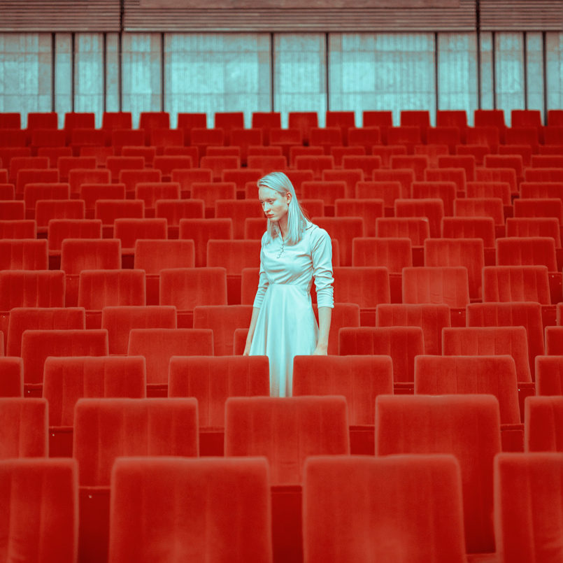 Human Space: Photo Series by Maria Svarbova