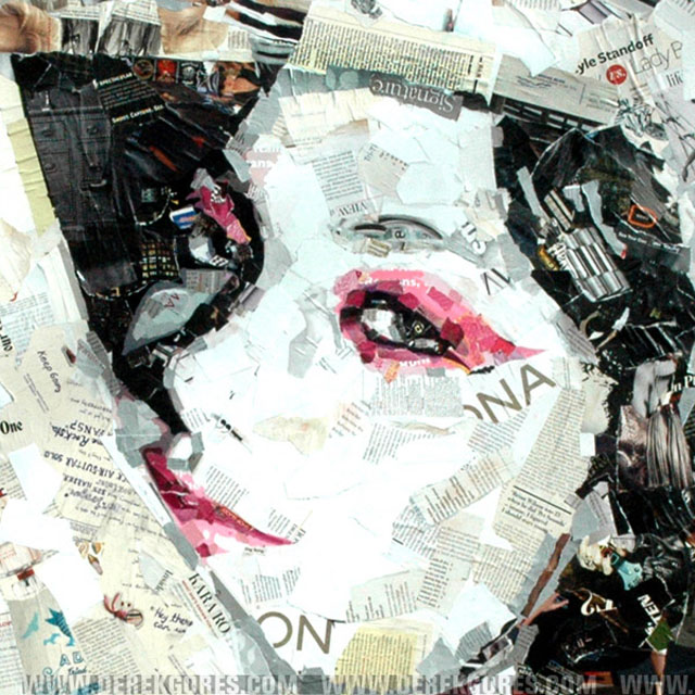 Awesome Collages by Derek Gores