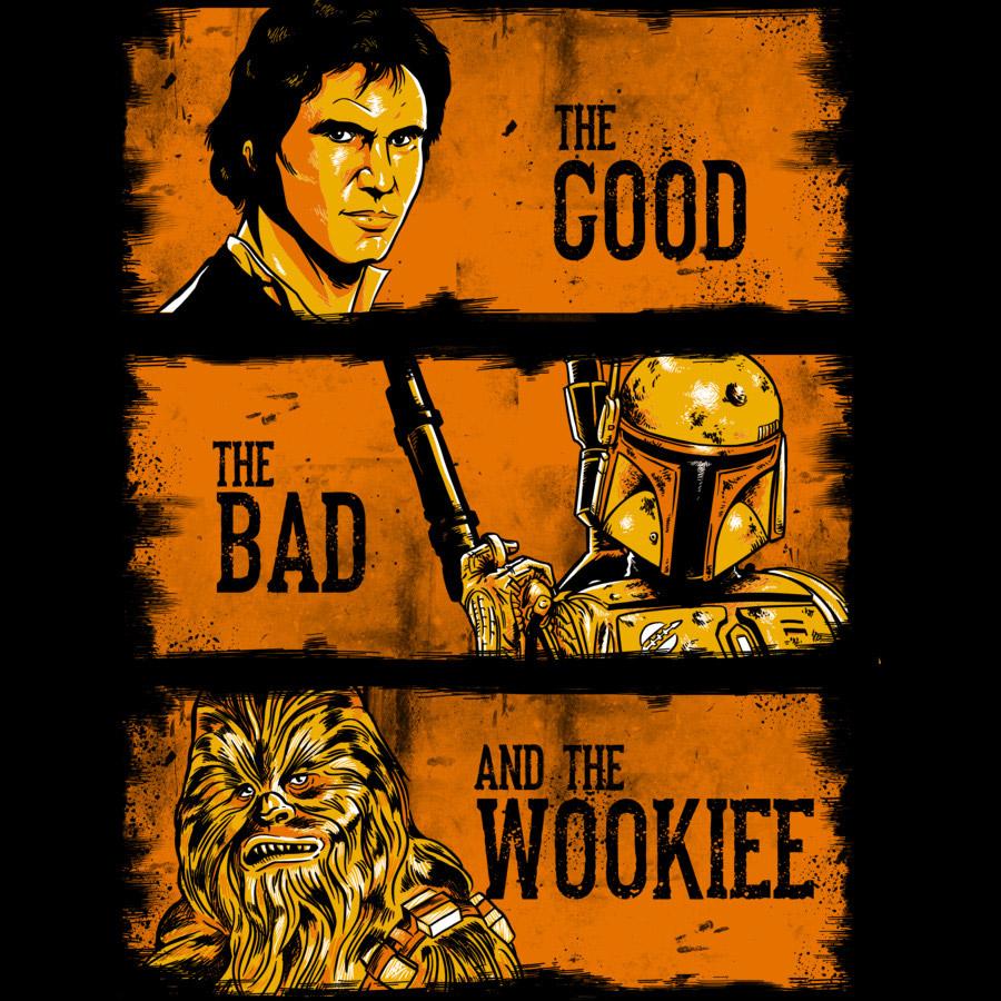 A arte (nao oficial) de Star Wars: Feliz Star Wars Day!