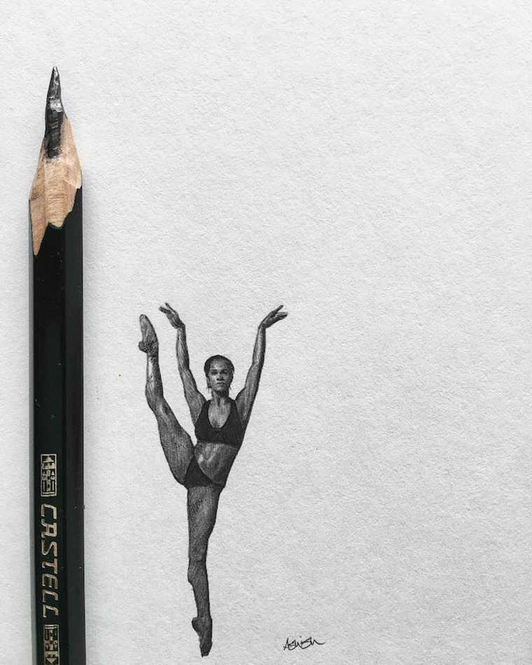 Les illustrations miniatures d'Ashish Patel