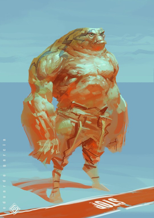 Hot Digital Art by Eduardo Garcia