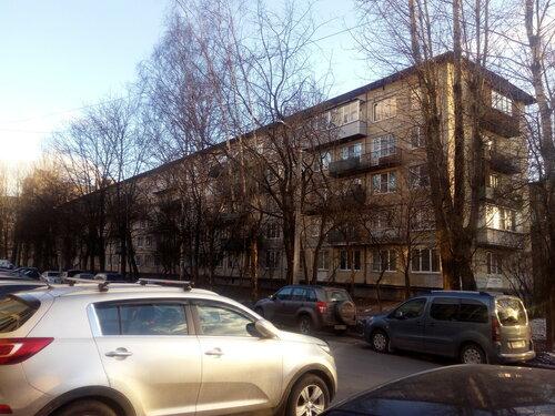 Пражская ул. 37к1