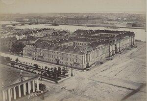 09. Панорама Петербурга с Исаакиевского собора