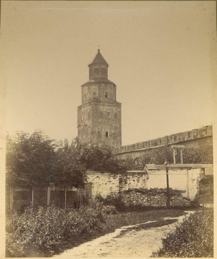 Башня Крепостная