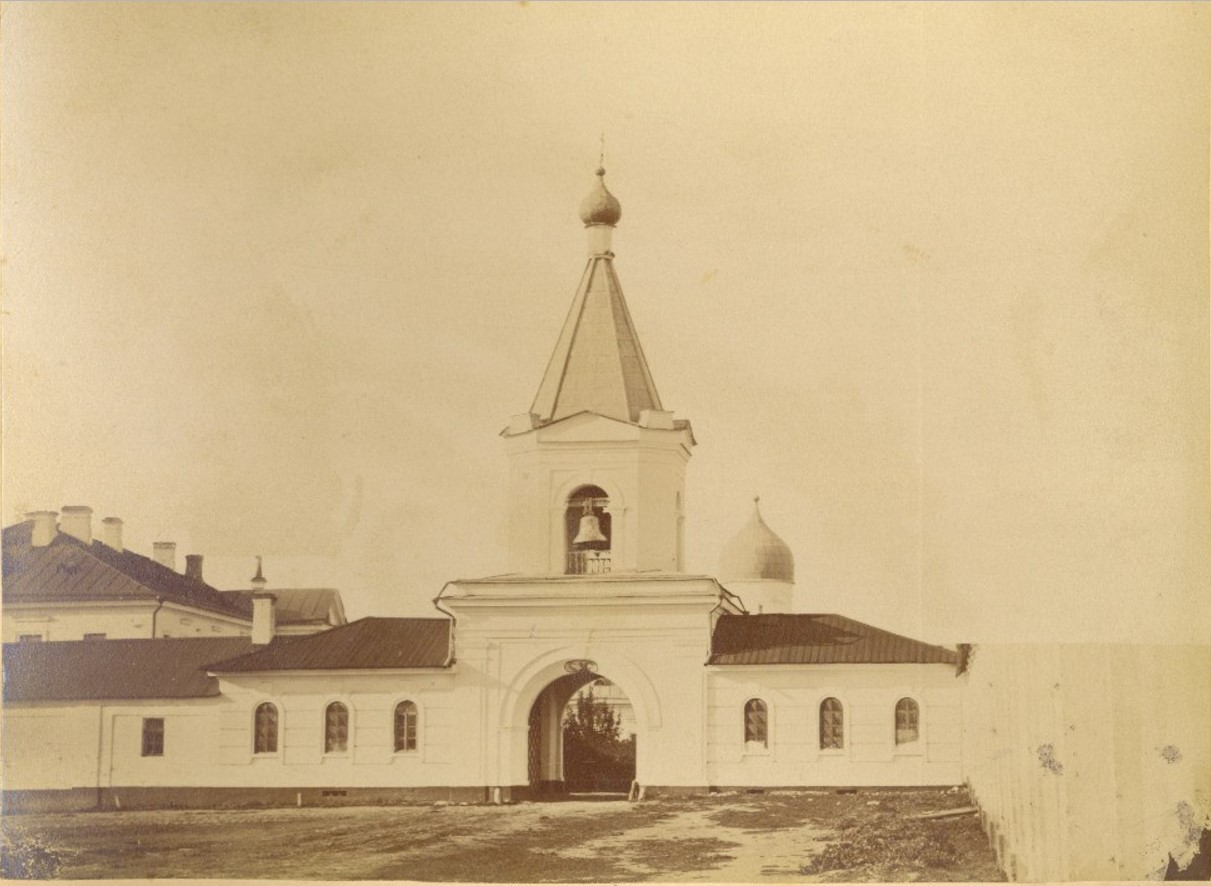 Зверин-Покровский монастырь