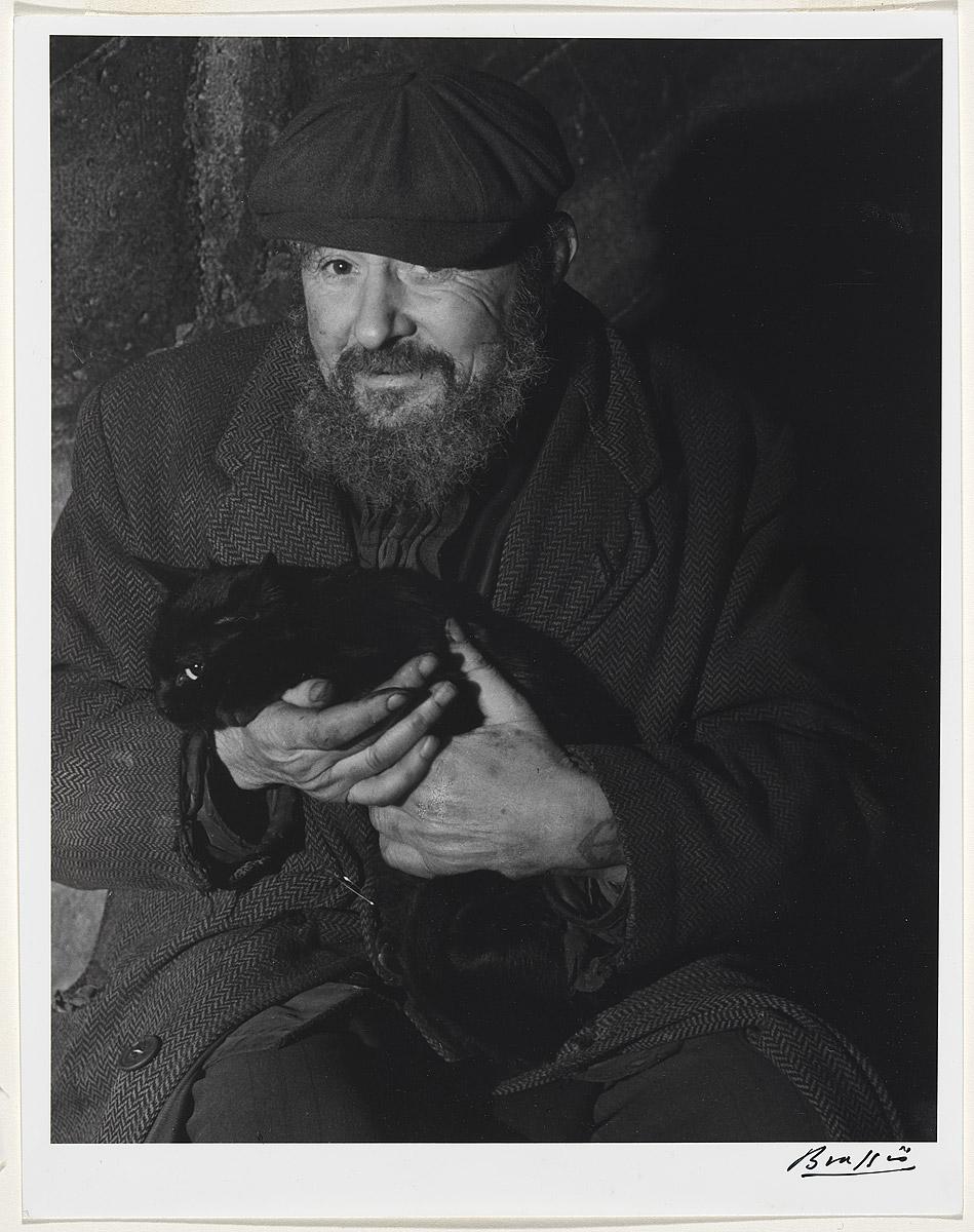 1932. Клошар Деде из под Нового моста
