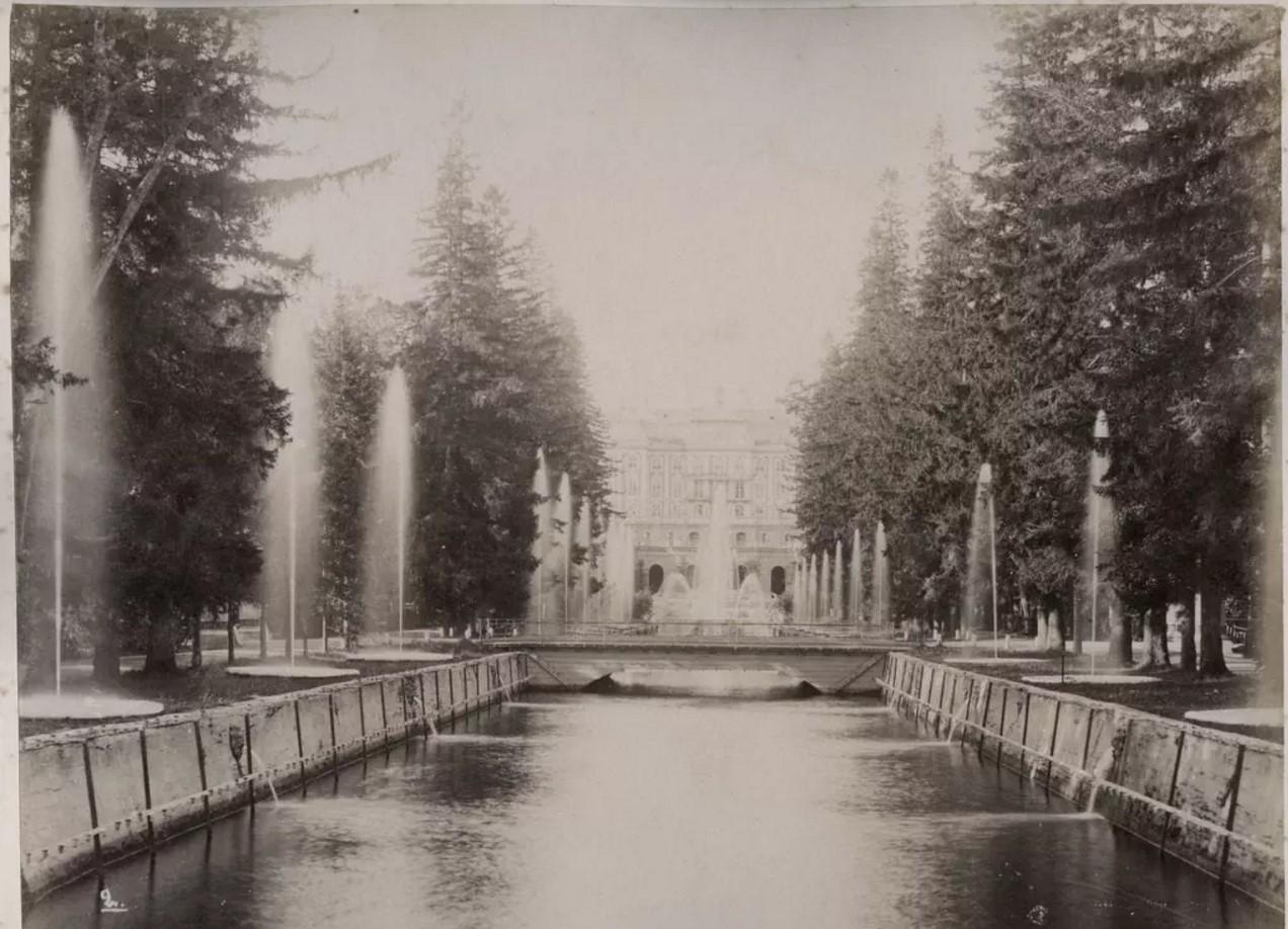 1870-е. Морской канал