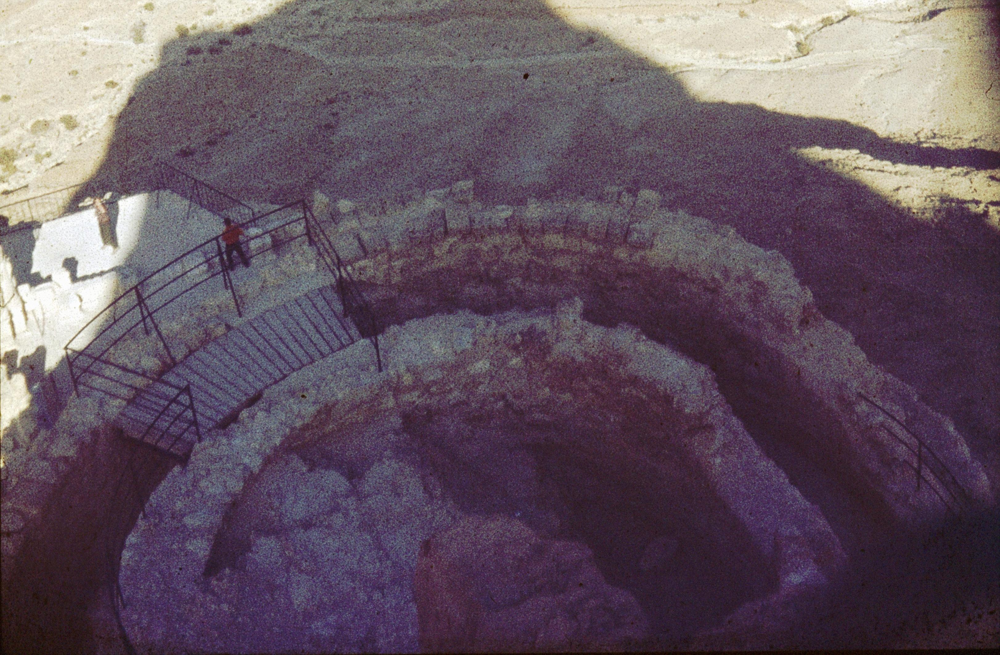Масада. Дворец Ирода
