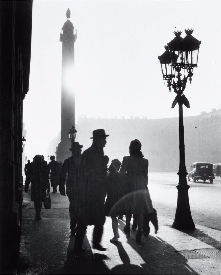 1959. Вандомская площадь