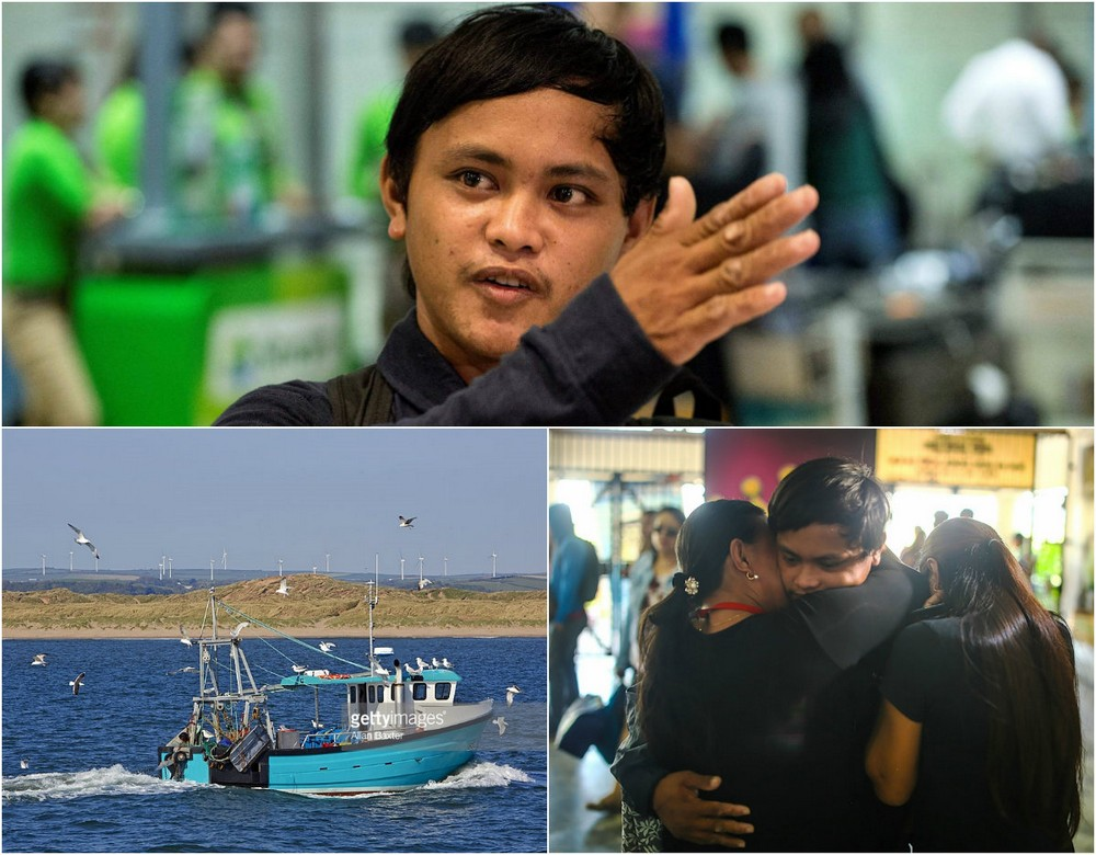 Филиппинский рыбак провел 2 месяца в открытом море и исхудал до 20 килограммов