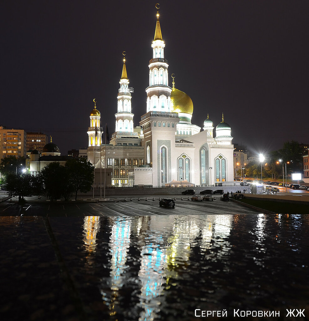 Московская соборная мечеть 2