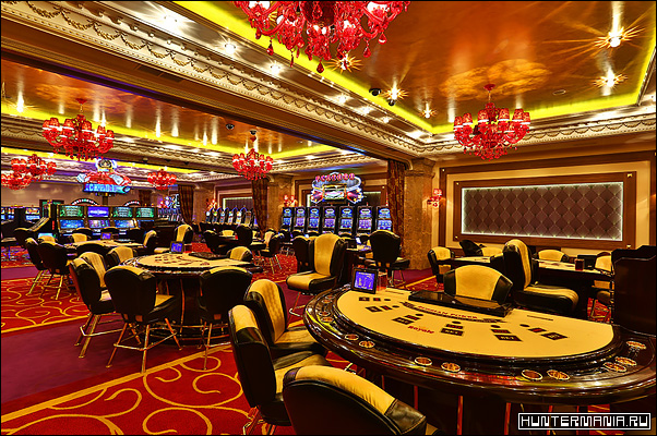 Виды казино. Какими бывают игровые клубы?