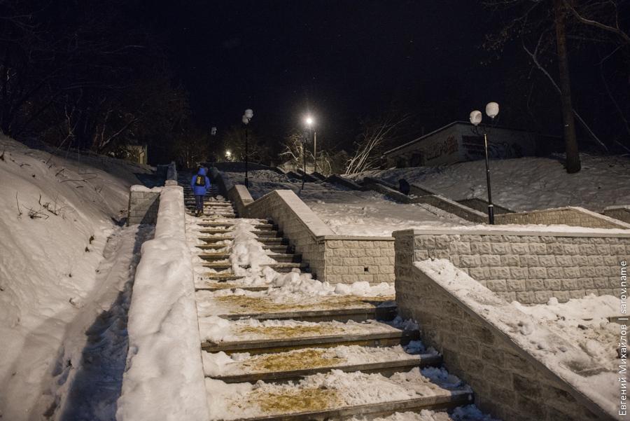 ремонт лестницы миру-мир