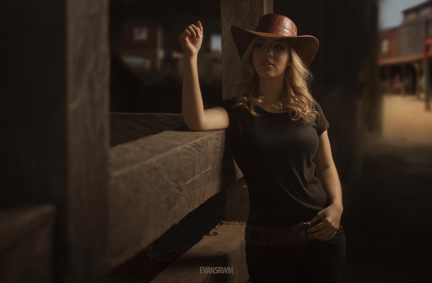 Красный ковбой Red Cowboy / Evans RWM
