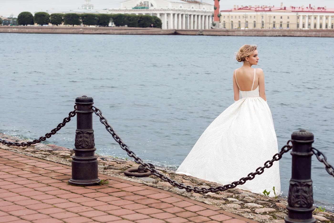коллекция свадебных платьев Kookla 2017 / фото Андрей Яковлев - Лили Алеева