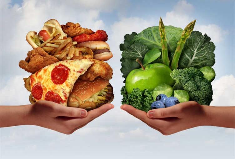 День здорового питания. Вредное и полезное