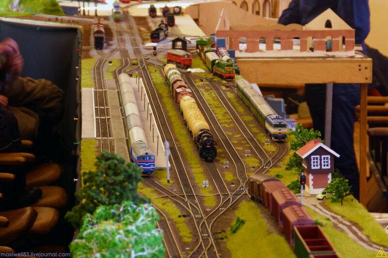 Виставка залізничного моделювання «Train Hobby Days 2016»