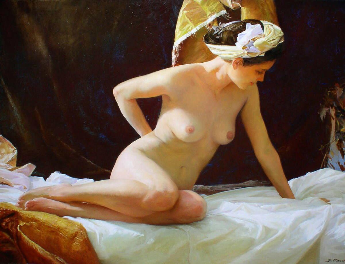 Эротика Обнаженные Женщины Восхитительной Красоты