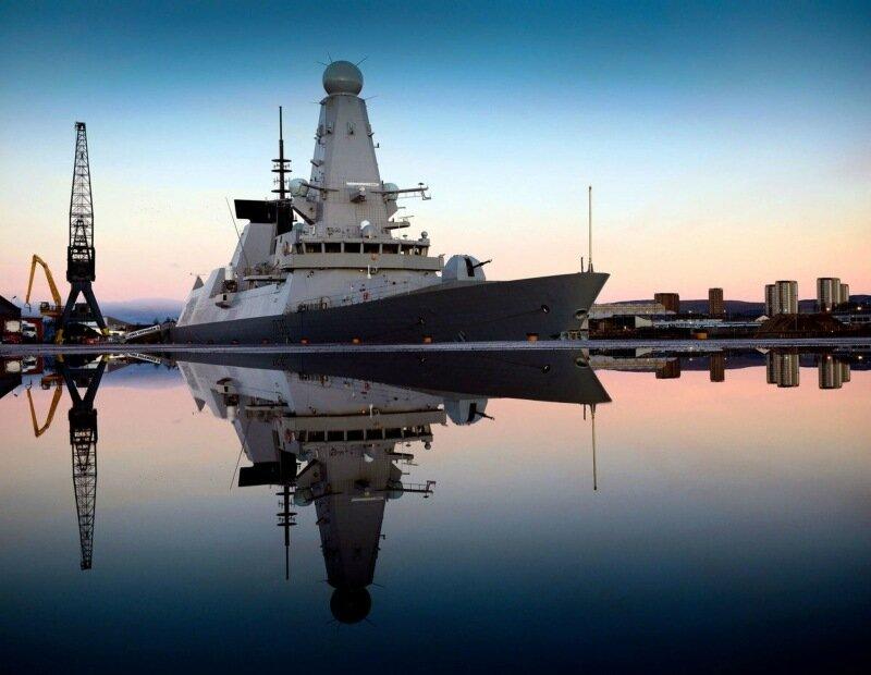 Потрясающие фотографии конкурса Королевского флота
