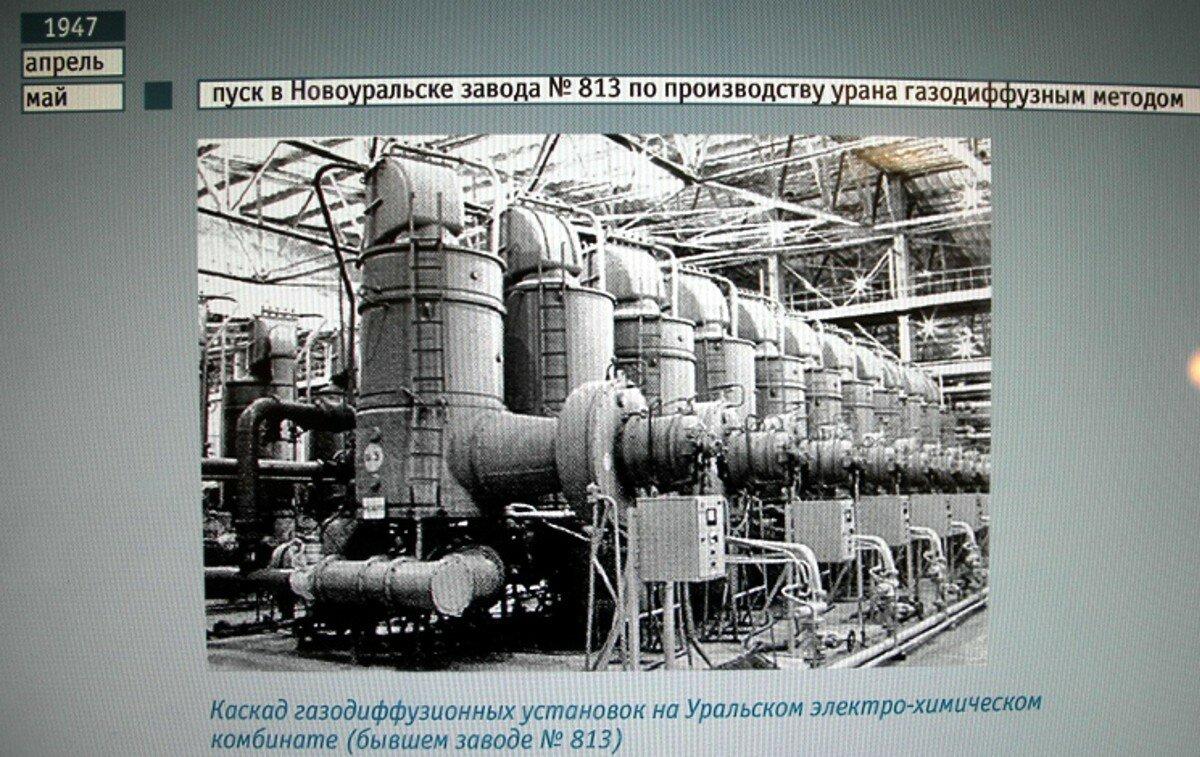 Первая советская ядерная бомба РДС-1. Московский Политехнический музей
