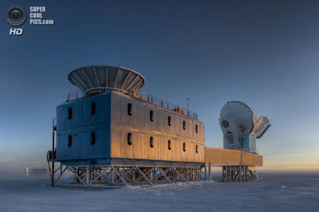 Реликтовые гравитационные волны: Где и как их обнаружили (6 фото)