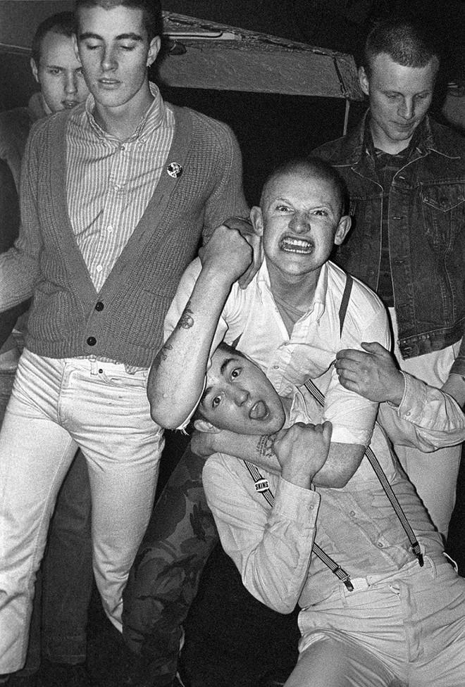 1979. На Дин-стрит, 69, Сохо
