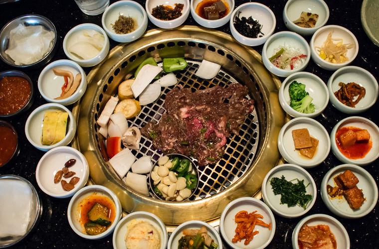 В большинстве корейских ресторанов — от небольших заведений до мест высокой кухни — прин