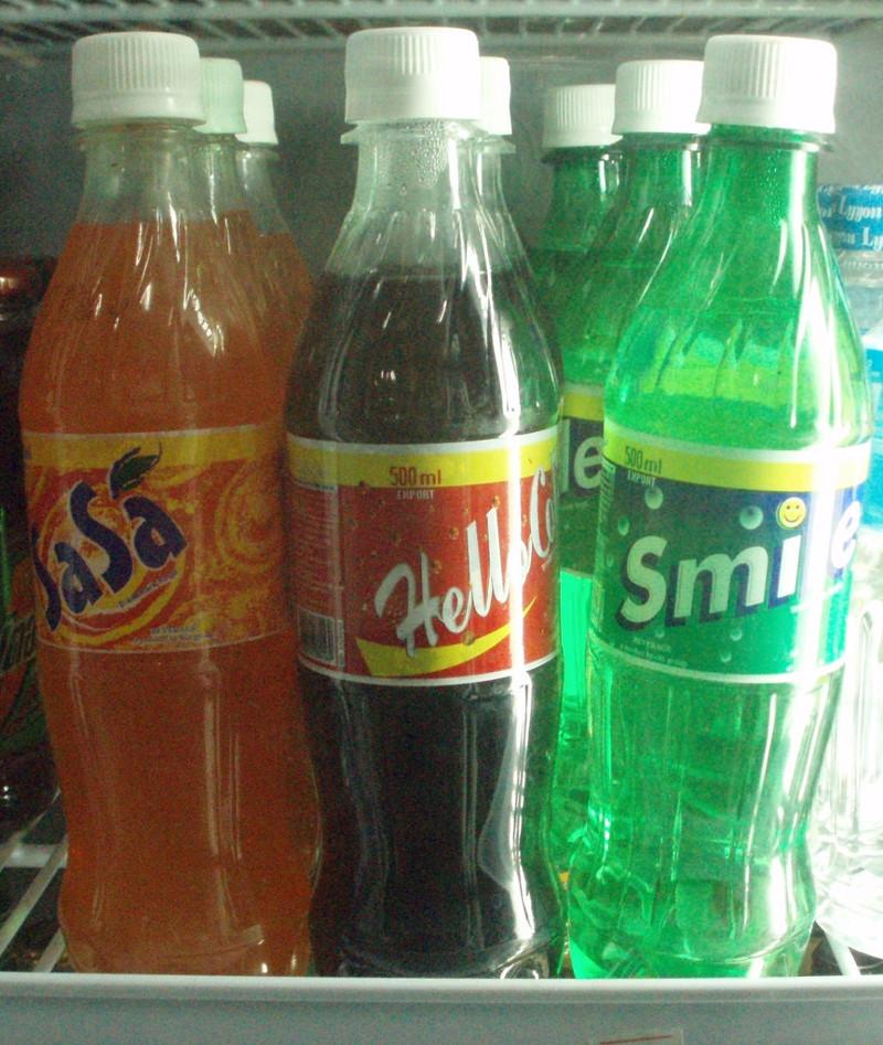 Продукцию Coca-Cola подделывают во всем мире. Но «Фанту» так еще никто не обзывал. Бонус: