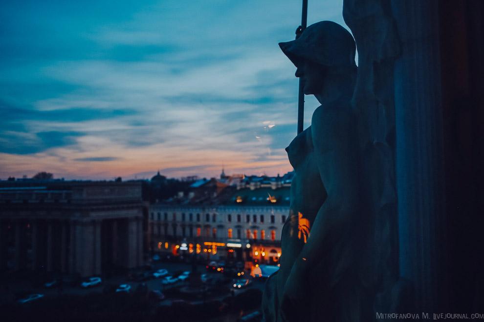 20. Дом Зингера стал ярким образцом модерна в архитектуре Санкт-Петербурга.