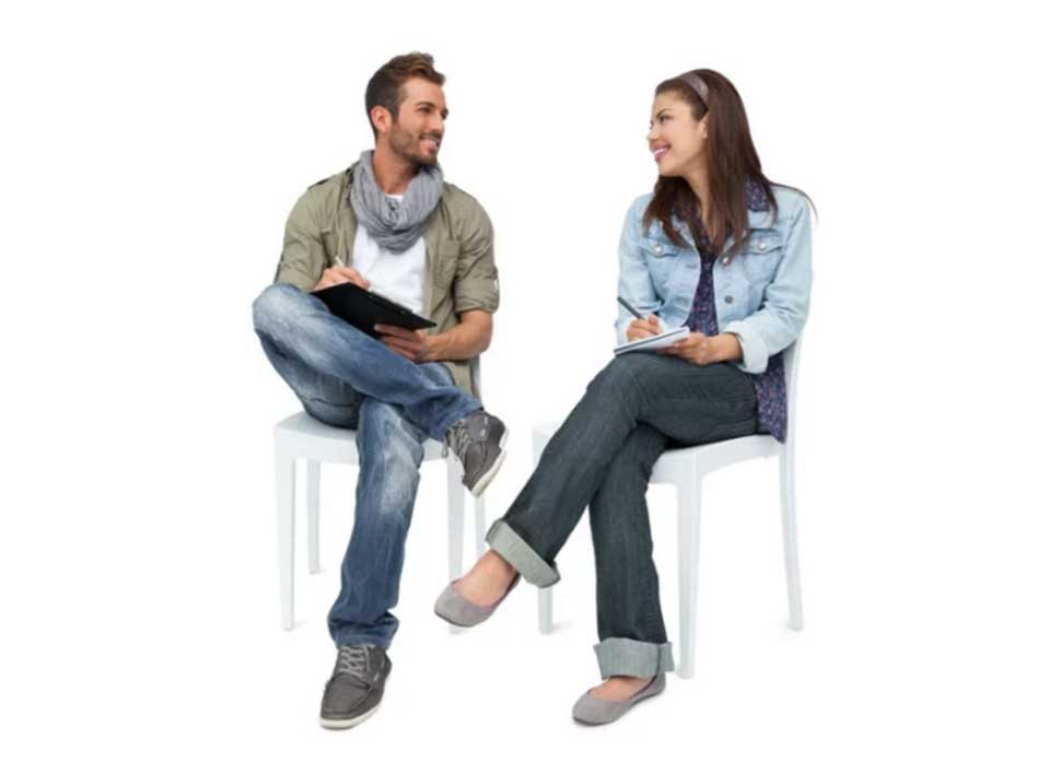 Ближайший от вас человек справа — это самый дальний от вас человек слева Если учитывать только повер