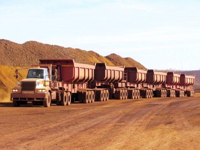 Чаще всего на дорогах можно увидеть американские грузовики фирмы Kenworth, которые несомненно являют