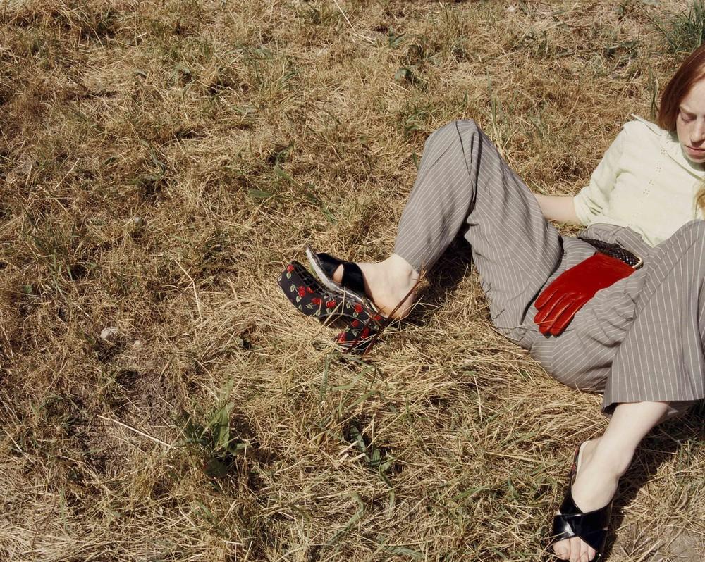 Антифэшн: модная фотосессия наоборот