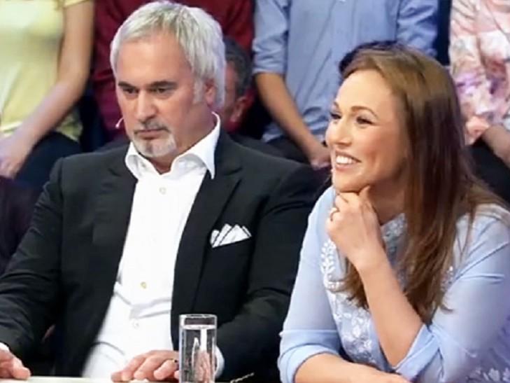 Джанабаева иМеладзе впервый раз совместно украсили обложку журнала