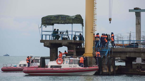 Версия теракта при крушении Ту-154 неподтвердилась