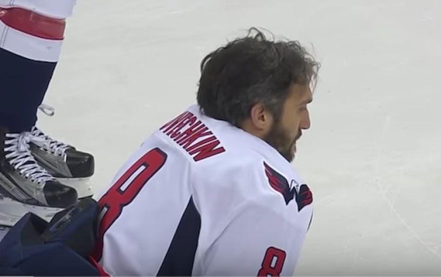 Хет-трик Малкина помог «Питтсбург» обыграть «Вашингтон»