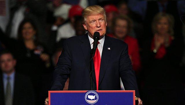 Трамп хочет расследовать факты вмешательства впроцессе выборов вСША
