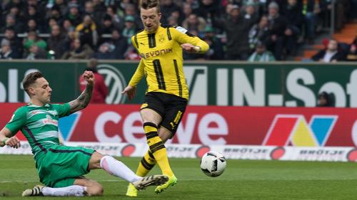 Прогноз матча Вердер— Бавария