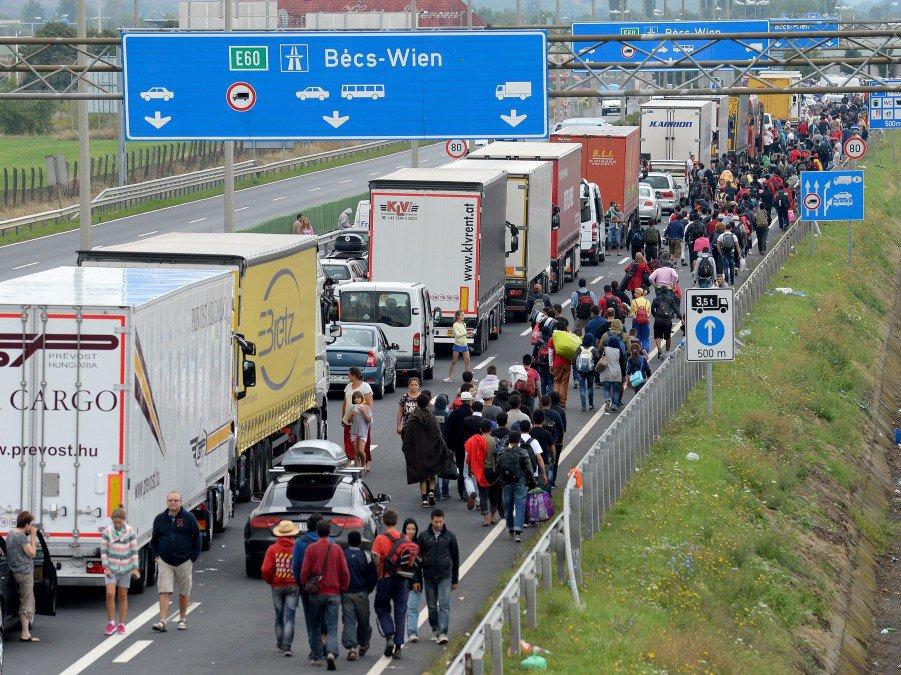 Минфин Германии назвал ошибкой допуск вГерманию мигрантов