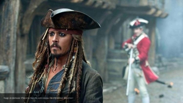 Поклонники «Пиратов Карибского моря» были рады увидеть Деппа втрейлере