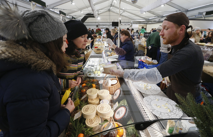 Доля русских сыров вмагазинах достигла 75%