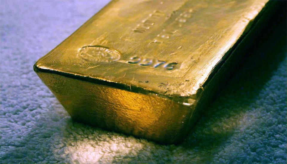 Запасы золота в русских банках за2016 год увеличились вдвое